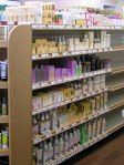 organic shampoo, lotion