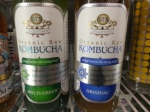 Kombucha probiotic drinks.  No sugar. Google it!