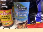 Coconut aminos are a great alternative to soy sauce.