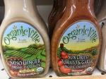 Paleo approved salad dressings.
